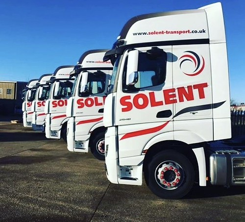 Vehicle Fleet Graphics