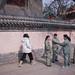 Workers, Guozijian Street, Beijing