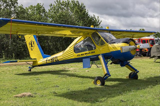 PZL-Okecie PZL-104 Wilga 35A - 01