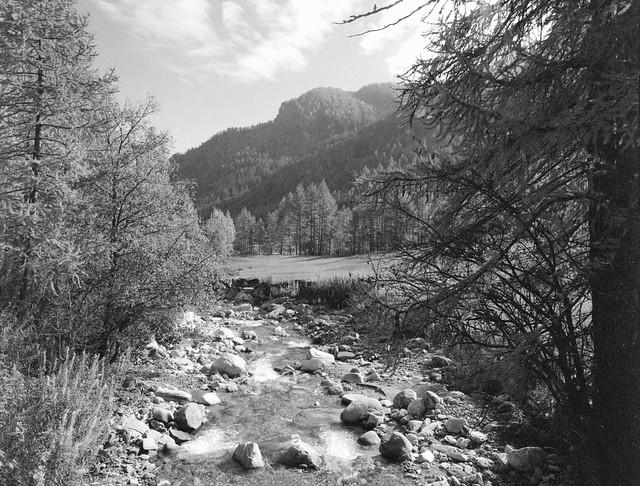 Pianoro di Melezet,  Bellino, valle Varaita Cuneo Piemonte Italia