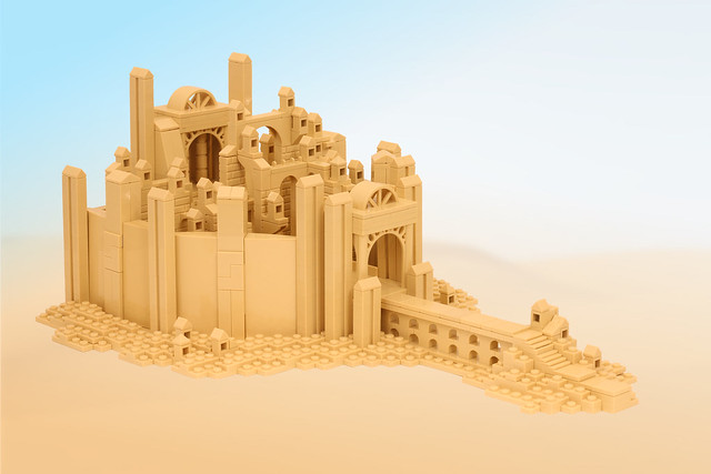 The Desert Castle