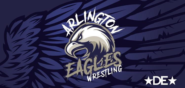 Arlington Eagles Wrestling Gear
