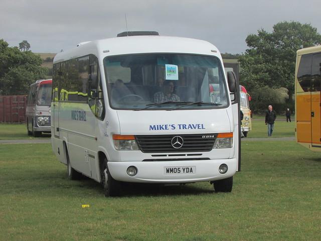 Mikes Travel Mercedes Benz/Plaxton Cheetah WM05YDA (34)