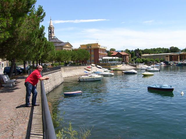 Lago Maggiore - Lesa
