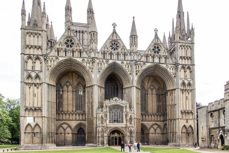 Peterborough Cathedral, Peterborough, England