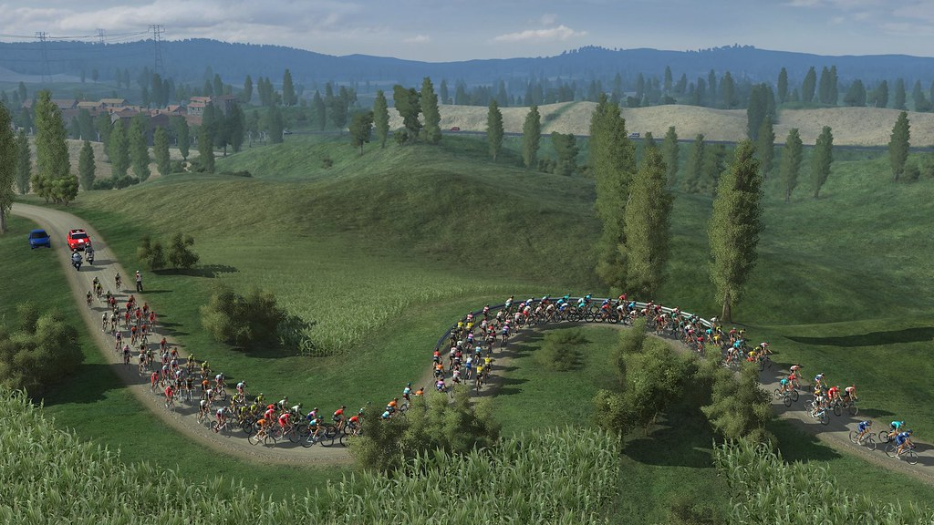 Pro Cycling Manager - Landschaft