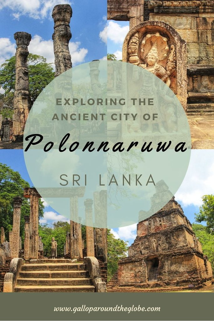 Exploring the Ancient City of Polonnaruwa, Sri Lanka | Gallop Around The Globe
