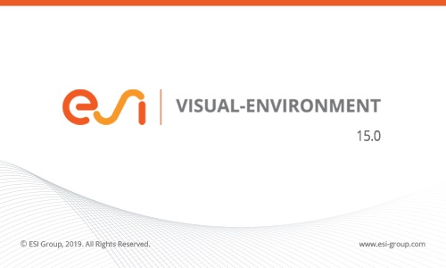ESI Visual-Environment 15.0.0 full license