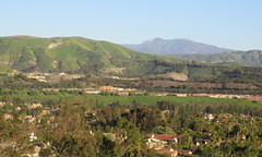 Green Hills and Saddleback (wide view)