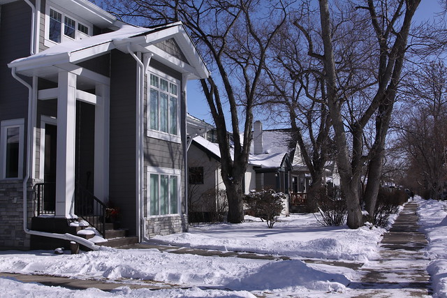 Architectural style: homes in Calgary - #98