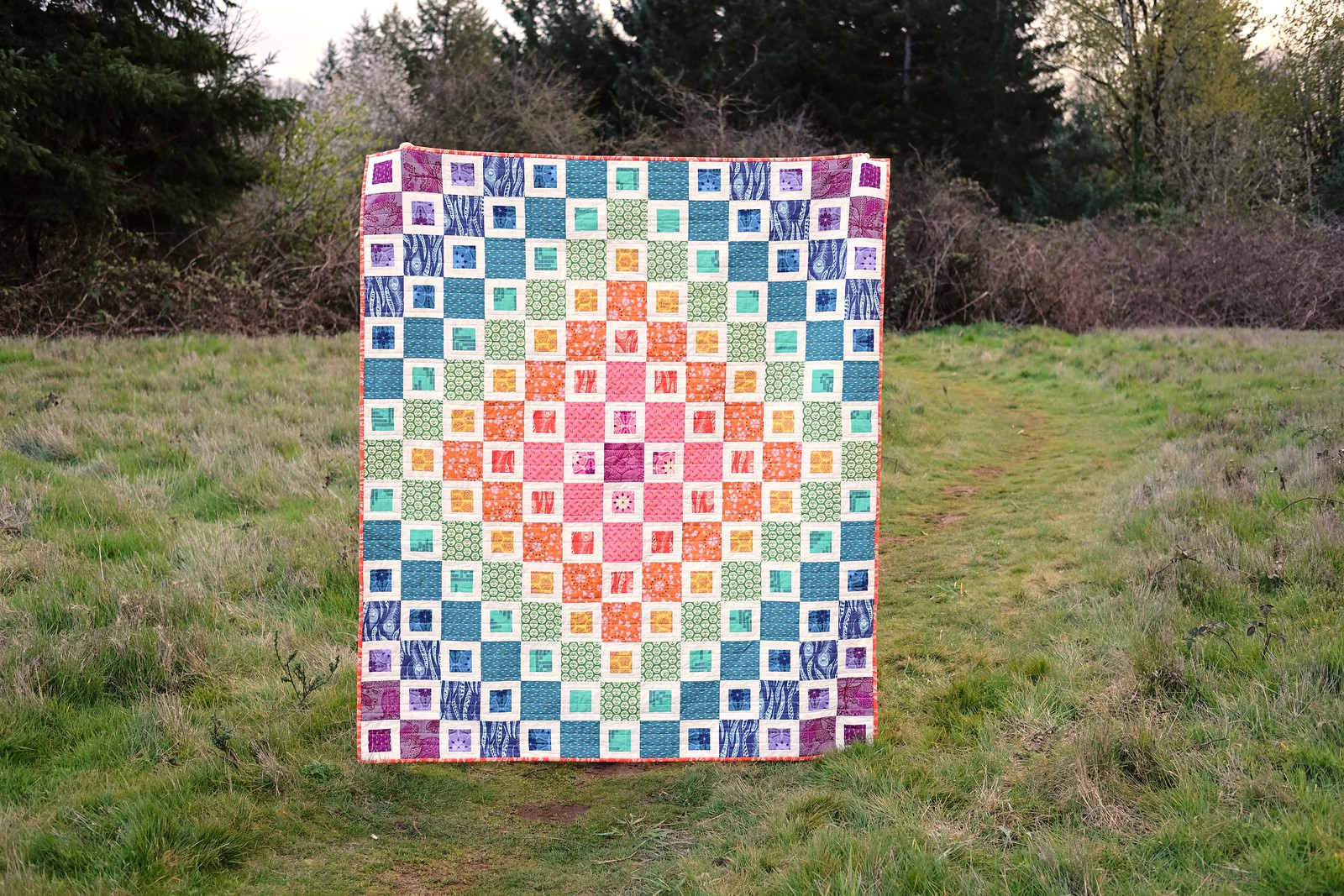 The Frances Quilt Pattern - Kitchen Table Quilting