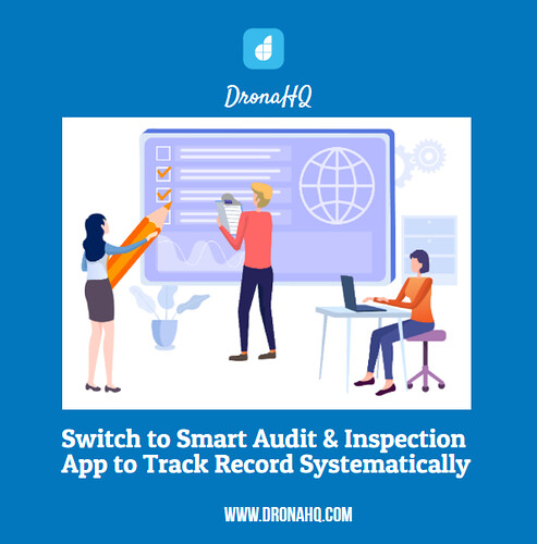 Get No Code Inspection App With DronaHQ