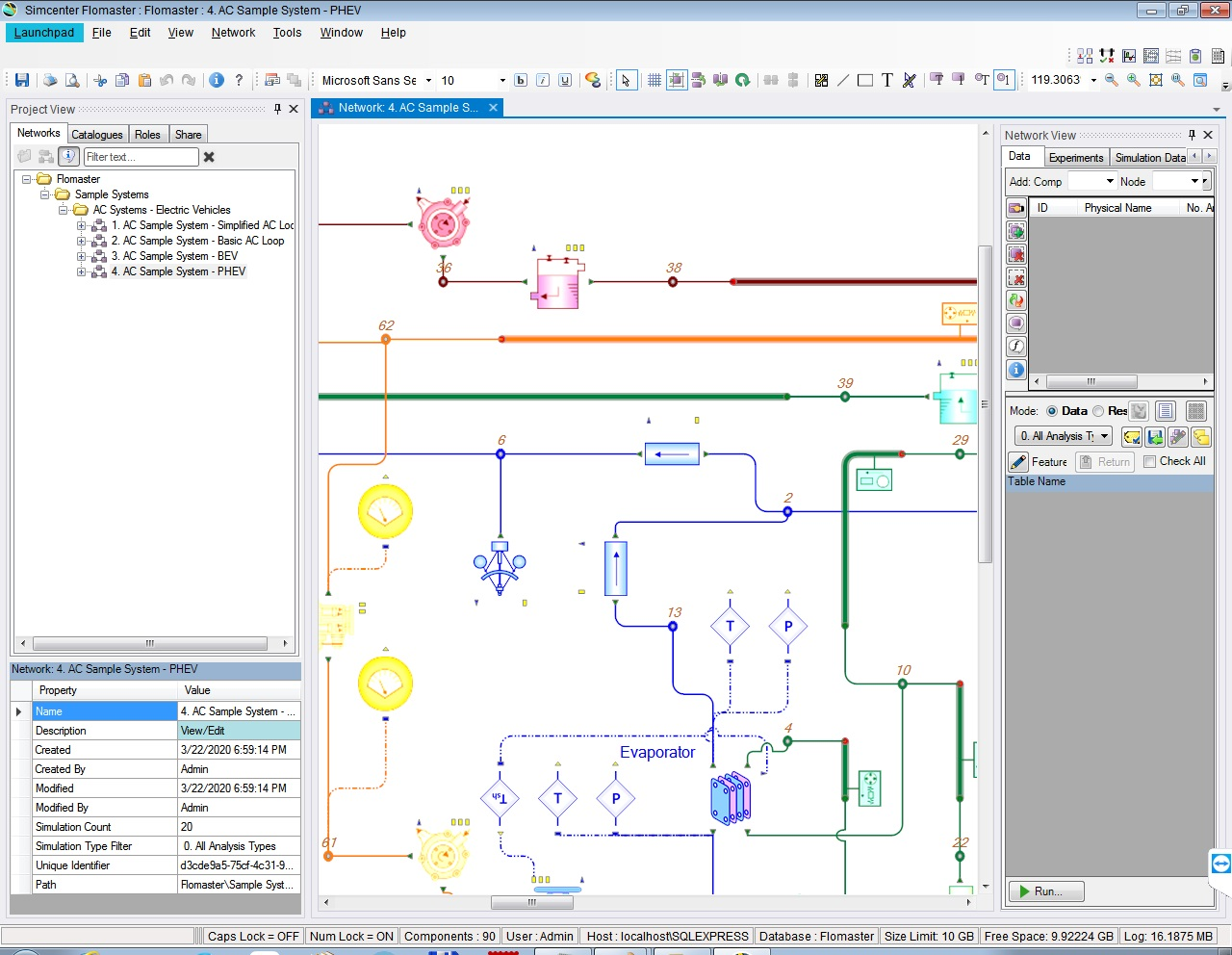 Working with Siemens Simcenter Flomaster 2019.3 full license