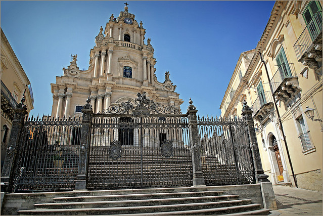 Duomo di San Giorgio, Ragusa Ibla, Sicile, Italie