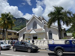 St. Paul's Anglican Church, Victoria, Seychelles