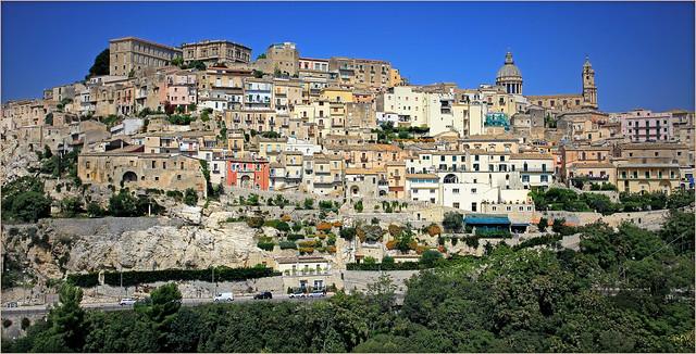 Ragusa Ibla, Sicile, Italie