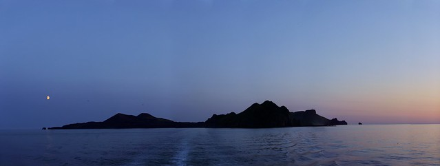 Off the coast of Westman Islands