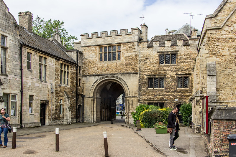 Great Gate, Peterborough, England