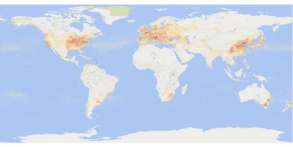 Mappa di probabilità