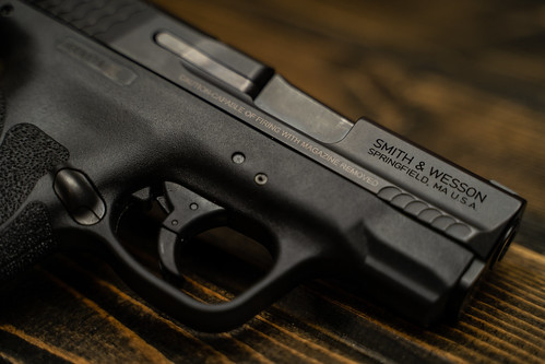M&P Shield 2.0 9MM | by Craig M. Photography