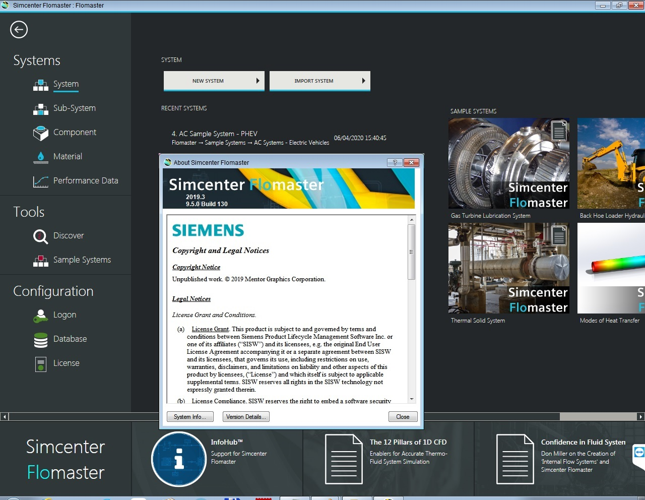Working with Siemens Simcenter Flomaster 2019.3 full