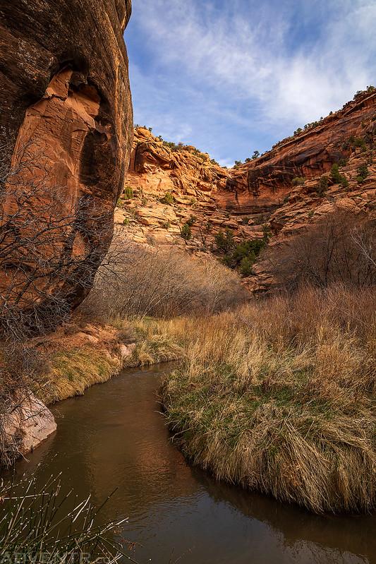 La Sal Creek