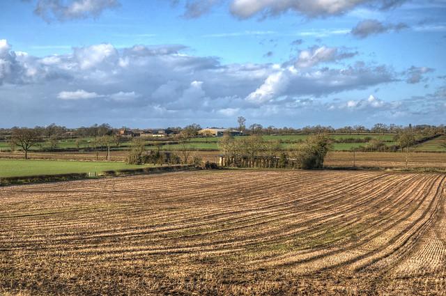 The Naseby Battlefield, Northants