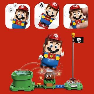 台灣預購資訊公開! LEGO 71360、71366、71369《樂高超級瑪利歐》LEGO Super Mario 更多角色現身,還有那位拼命擄走公主的大魔王~