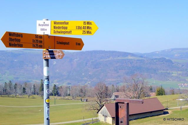 Burgmätteli 1065 m