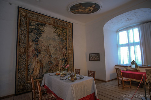 Interiors of Kronborg Castle | by TheViewDeck
