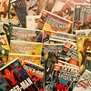 I collect Spider-Man comics. Note: I've been on hiatus on picking up current issues for over 5 years! It got to be too much. Multiple issues of ASM a month, restarted numbering, new series lasting a few years only to be replaced by another Spider-Man seri