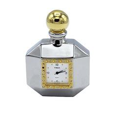 Timex Collectible Mini Clock Perfume Bottle TMX203
