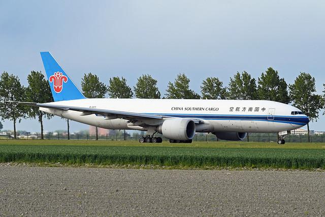 B-2071 Boeing B777-F1B EHAM 12-05-19