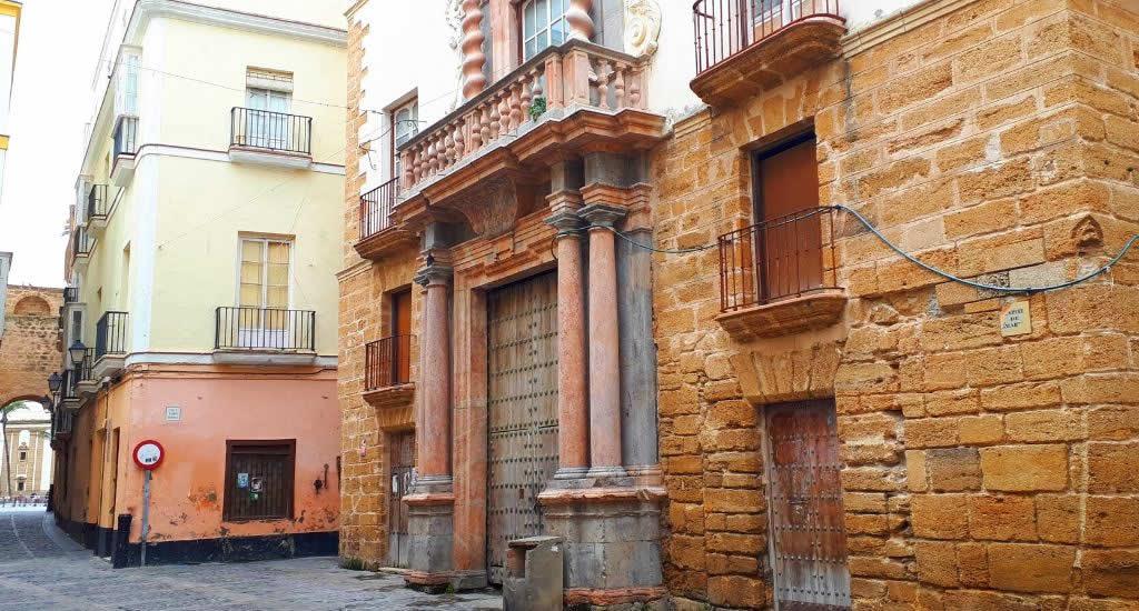 Bezienswaardigheden Cadiz: Barrio del Pópulo | Mooistestedentrips.nl