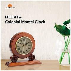 Colonial Mantel Clock