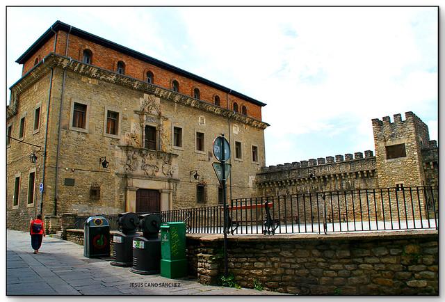 Eskoriatza Eskibel jauregia, Vitoria-Gasteiz (Euskal Herria)