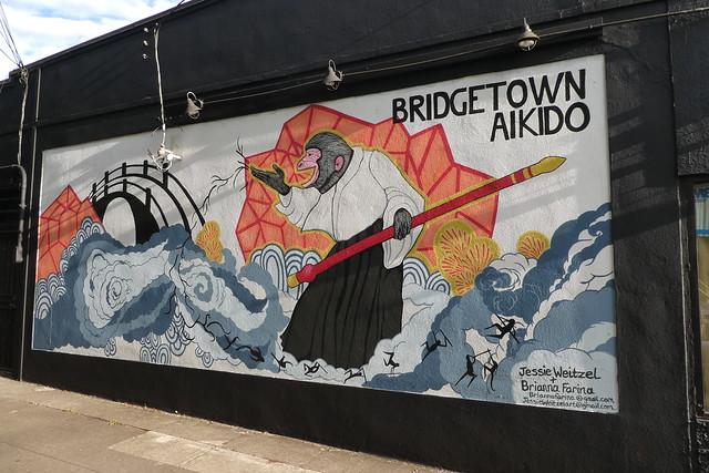 graffiti, Portland