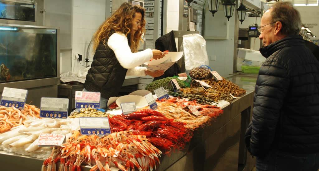 Bezienswaardigheden Cadiz: Mercado Central | Mooistestedentrips.nl