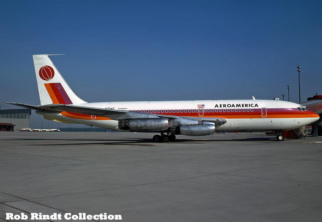 Aeroamerica B720-27 N734T