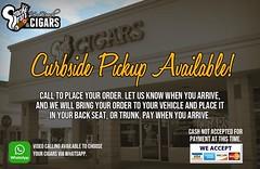 Curbside Pickup Available at Smoke Inn Cigars, Vero Beach