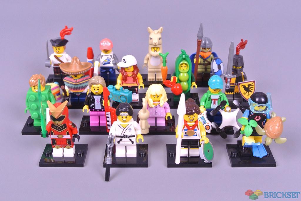 LEGO Series 20 71027 Minifigure Pajama Girl