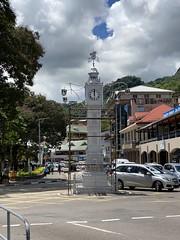 Clocktower, Victoria, Seychelles