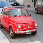 Fiat 500 - Fiat Cinquecento