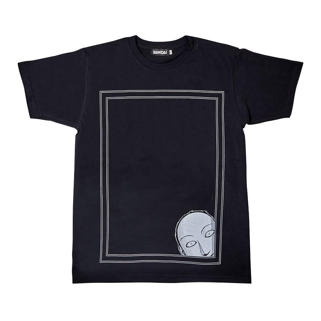 以我爺爺之名,把真兇T穿在身上!BANDAI FASHION COLLECTION《金田一少年之事件簿》怪人T-shirt(金田一少年の事件簿 怪人Tシャツ)共四款