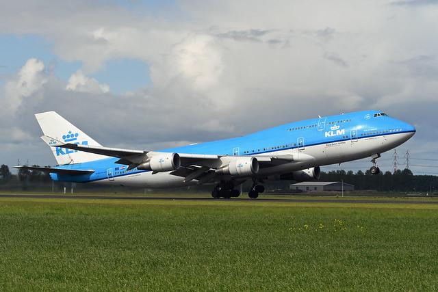 PH-BFI Boeing B747-406M EHAM 12-05-19