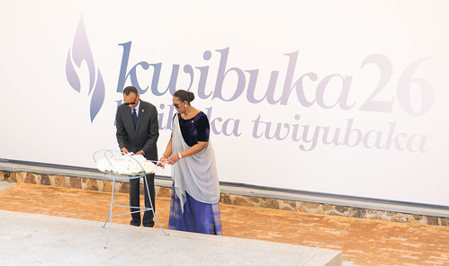26th Commemoration of the Genocide against the Tutsi