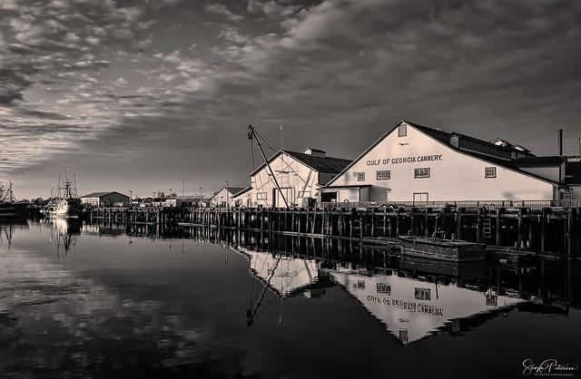 (Gulf of Georgia Cannery) Steveston Fishing Village