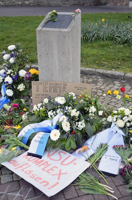 Halit Yozgat Gedenken in Kassel 06.04.2020