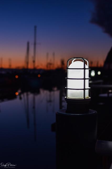 Steveston Fishing Village - Steveston Harbour Sunset 🌅