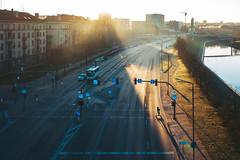 Shadows | Kaunas aerial #97/365